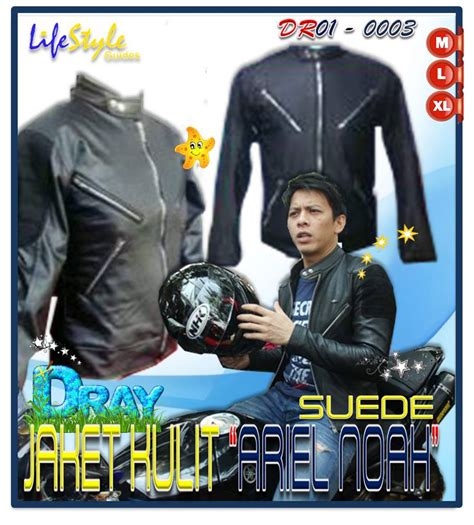 Mtma Resleting Black ariel synthetic leather suede dray distro