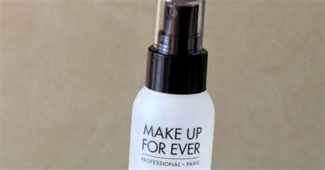 Eyeshadow Just Mist make up for mist fix review natalie