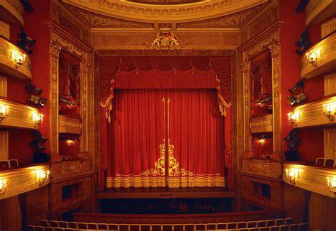 Theatre In Theatre In Munich Opera G 228 Rtnerplatztheater Gardener S