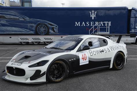 maserati race car 2013 maserati granturismo trofeo series race car