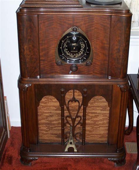 Vintage Floor Radio by Antique Zenith Floor Radio Antique Vintage Radios