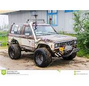 Ford Bronco II Editorial Photography Image Of Dirt