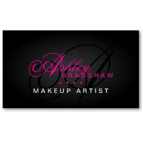hair and makeup business cards business card showcase by socialite designs modern and