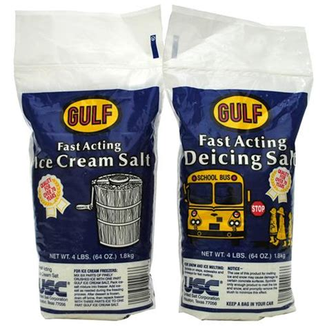 Salt L Wholesale by Wholesale Gulf Fast Acting Driving De Icing Salt Glw