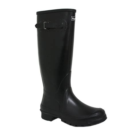 Country Boots Slip On barbour town country unisex slip on rubber wellingtons