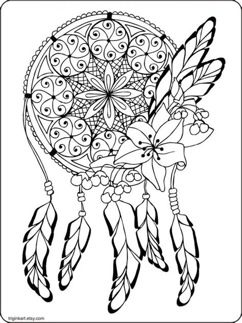 hair dreams coloring book for adults books catcher coloring page coloring