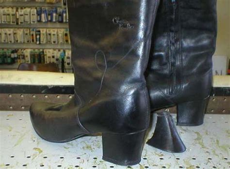 shoe repair forum ssia s ask the experts replace a