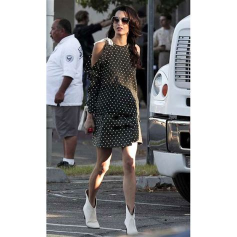 celebrity fashion looks for less celebrity looks for less amal clooney s impeccable street