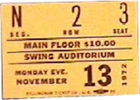 swing auditorium san bernardino ca elvis concert tickets