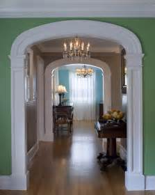 Interior Arch Designs For Home Interior Arch Traditional Philadelphia By Cushing Custom Homes Inc