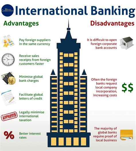 international bank international business international business disadvantages