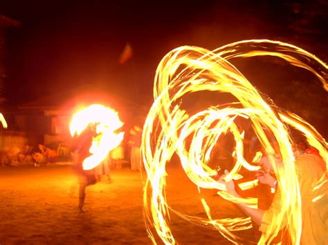 fire swinging fire swing photograph 1195391 freeimages com