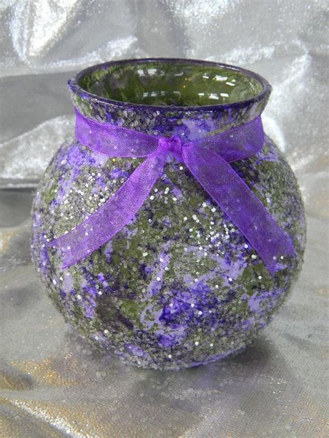 45 best decorative glass candle holders vases and glass blocks images on glass