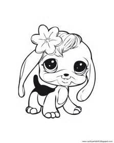 quirky artist loft littlest pet shop free printable coloring book