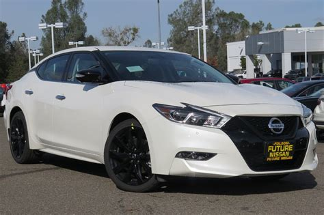 2018 nissan maxima 2018 nissan maxima sr 4dr car in roseville f11920