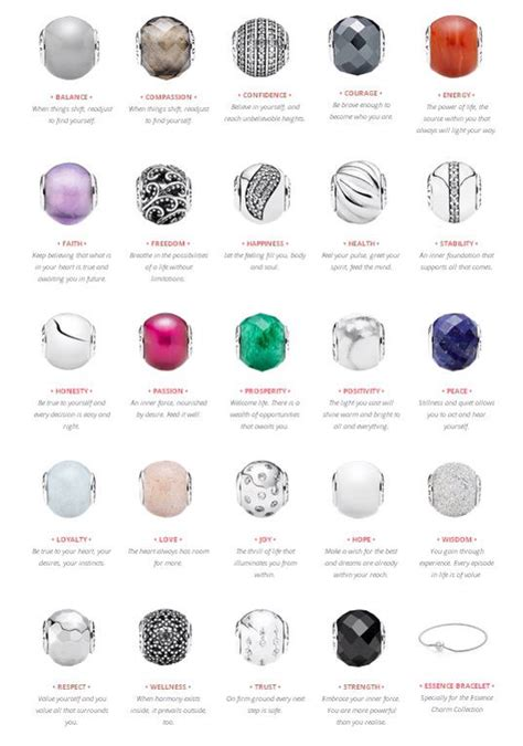 pandora jewelry meaning 25 best ideas about pandora essence on