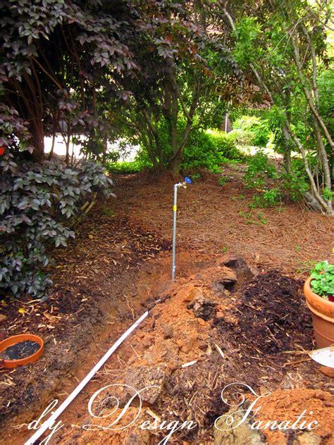 install  simple drip irrigation system drip irrigation