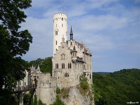 Architektur Urlaub by Schloss Lichtenstein Architektur View Fotocommunity