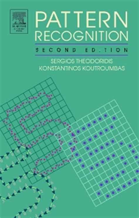 pattern recognition journal review pattern recognition 2nd edition