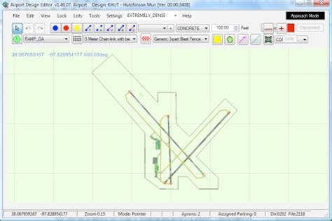 Airport Design Editor Download Software | airport design editor v1 40 released