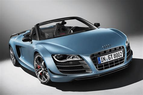 Audi R8 Gt 2012 by 2012 Audi R8 Gt Spyder Is Officially Launched Carguideblog