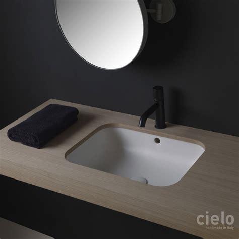 lavabos bajo encimera lavabo bajo encimera rectangular color talco enjoy amedeo