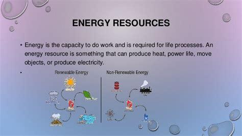 Mba Renewable Energy by Non Renewable Energy