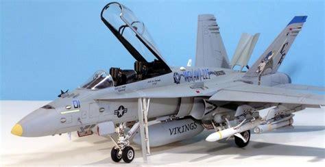 Hasegawa 1 48 07203 F A 18d Hornet Attack hasegawa 1 48 mcdonnell douglas f a 18d hornet jon s models