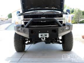 trailready front rear bumper installation 2007 chevy