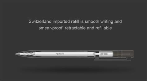 0 5mm Sign Pen original xiaomi 0 5mm sign pen writing stationery in bayer