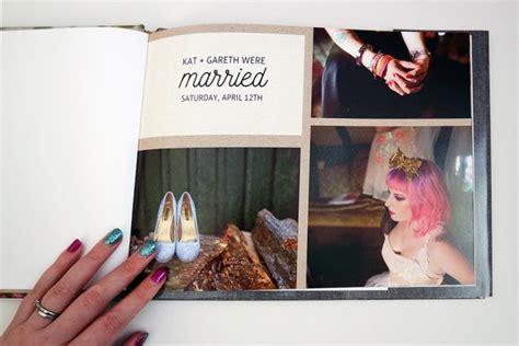 create your own wedding album design how to design your own wedding photo album 183 rock n roll