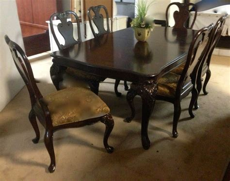 Thomasville Sofa Tables by Thomasville Furniture Brompton Dining Table Leg 45321