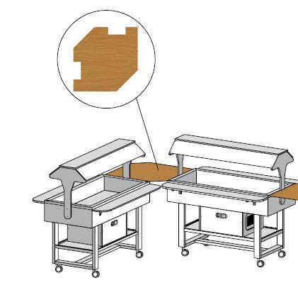 tanunw mensola legno angolare weng 233 88x88