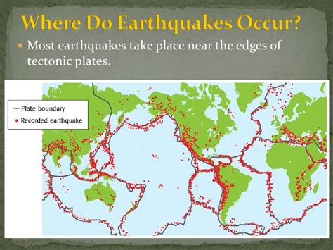 Earthquake Occur | where earthquakes occur the most images