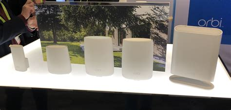 orbi outdoor satellite not syncing ces netgear adds waterproof orbi outdoor satellite