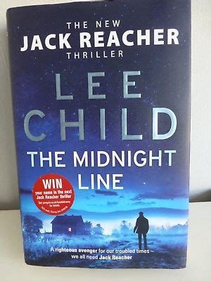 libro the midnight line jack lee child the midnight line jack reacher 163 1 50 picclick uk