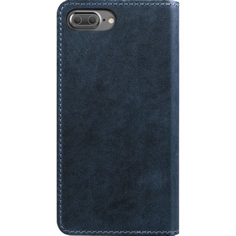 Iphone 7 8 Plus Nomad Horween Leather nomad folio for iphone 7 8 plus midnight blue