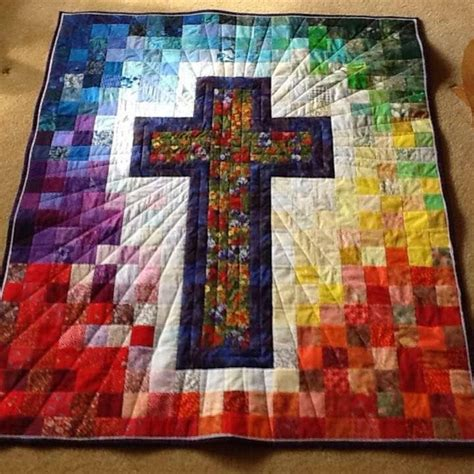 Quilt Design Ideas by Best 25 Cross Quilt Ideas On Baby Quilt