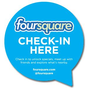 Checks In Rehab And Checks Out One Day Later by Foursquare S 237 Mbolo Ingenio Creativo