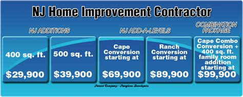 nj home improvement contractor home remodeling add a level
