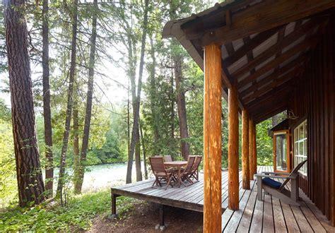 river cabin mazama river cabins