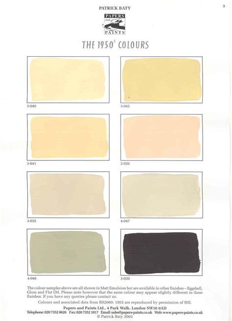 vintage color palettes on pinterest 1950s chips and retro 40 best images about 50s paint on pinterest paint colors