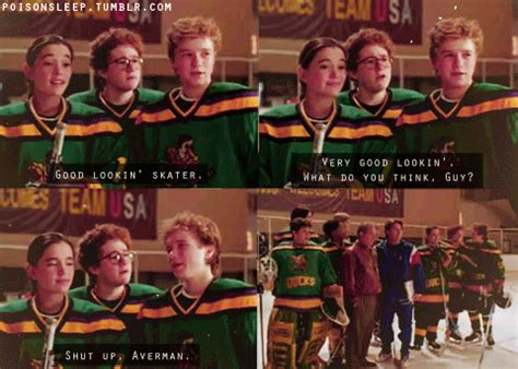 Mighty Ducks Meme - averman mighty ducks meme tumblr lm1cqsmow41qfuy02o1 500 gif