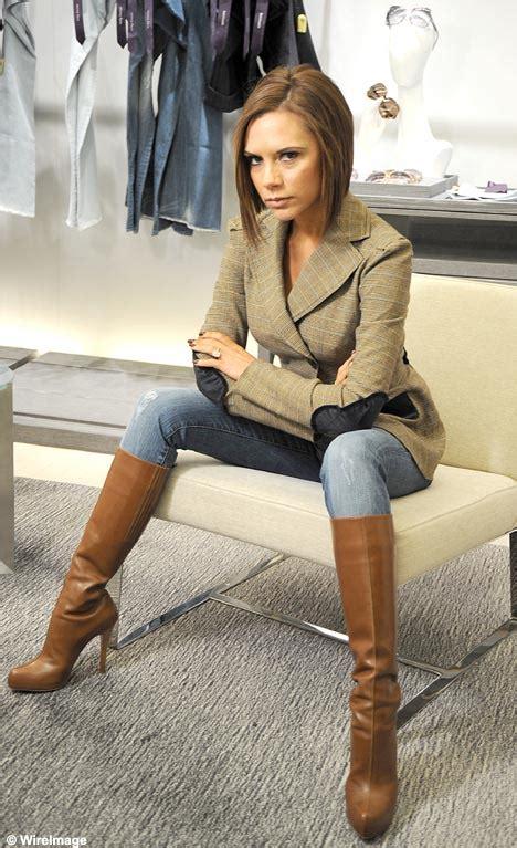 Posh Spice Is No Style Icon by Mundo Espectaculo Beckham Posara Embarazada Para