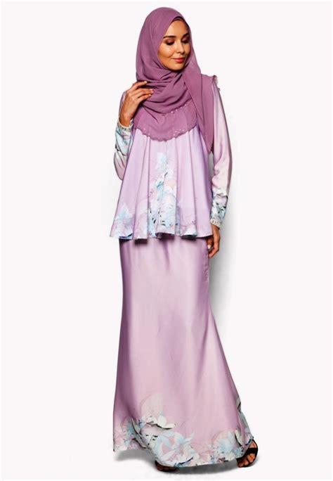 Model Baju Sepasang Terbaru 16 Model Baju Kurung Melayu Terbaru 2018 Fashion Modern 2018