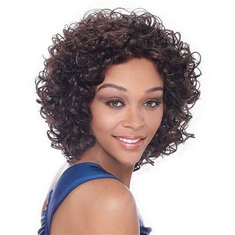 15 short weaves that are 15 beautiful short curly weave hairstyles 2014 short