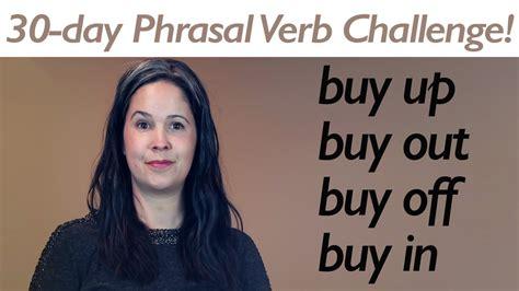 s day buy phrasal verb buy