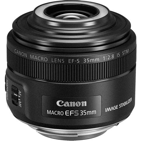 Canon Ef 35mm F 2 canon ef s 35mm f 2 8 macro is stm lens 2220c002 b h photo