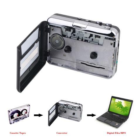 portable cassette player portable usb cassette player capture cassette recorder