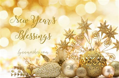 new year s blessings 2nd annual lynn mosher